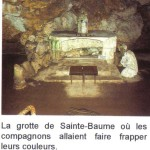 S Baume grotta inferiore